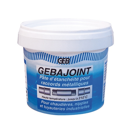 Pâte à joints Gebajoint Pot 500 gr GEB 100412