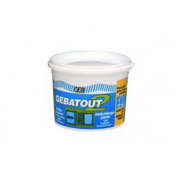 Pâte à joints Gebatout Pot 500 gr GEB 103982