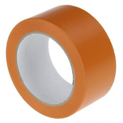 Ruban adhésif protection bâtiment orange larg 50 mm Rlx 33 m