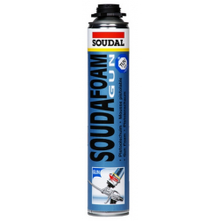 Mousse polyuréthane pistolable Aérosol 700 ml