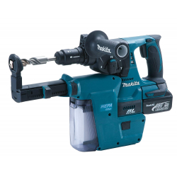 MAKITA DHR243RMJV Perfo-burineur SDS-Plus 18 V Li-Ion 4 Ah 24 mm